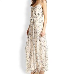 Joie Maruceka Floral Maxi Dress EUC (L)